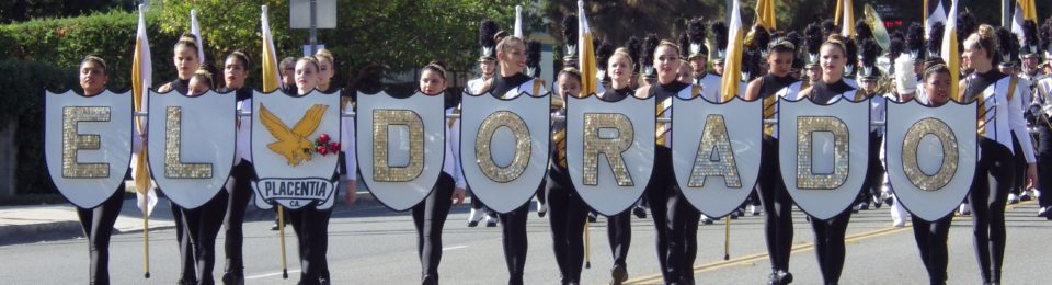 El Dorado HS Band and Color Guard